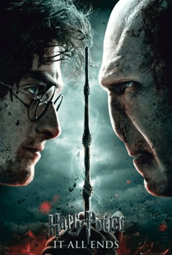 Harry Potter and the Deathly Hallows Part 2 แฮร์รี่ พอตเตอร์กับเครื่องรางยมทูต