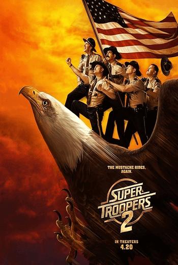 Super Troopers 2 ซุปเปอร์ ทรูปเปอร์ 2 (2018)