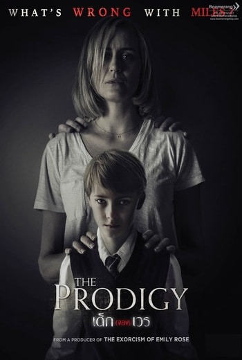 The Prodigy เด็ก(จอง)เวร (2019)