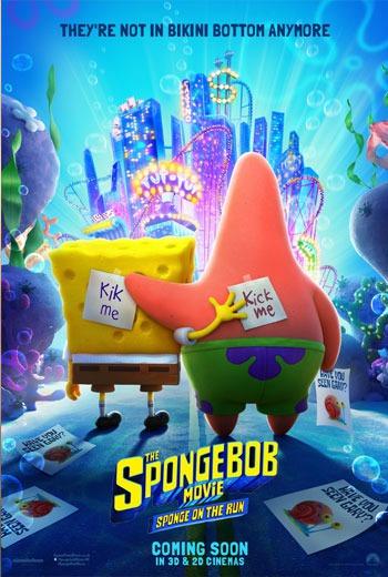 The SpongeBob Movie: Sponge on the Run (2020) - สพันจ์บ็อบ ผจญภัยช่วยเพื่อนแท้