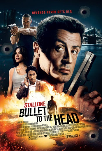 Bullet to the Head (2012) - กระสุนเดนตาย