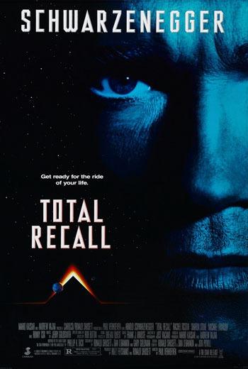Total Recall (1990) คนทะลุโลก